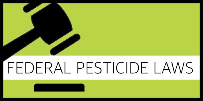 Federal Pesticide Laws Course CEU